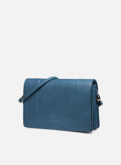 Handbags Sabrina Philippine Blue model view