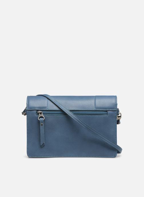 Handbags Sabrina Philippine Blue front view