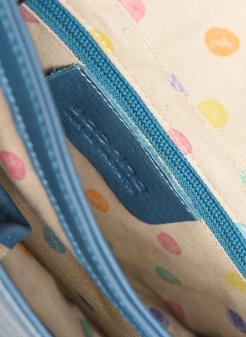 Handtaschen Sabrina Philippine blau ansicht von hinten