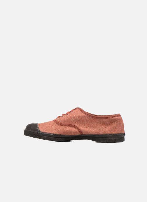 Sneakers Bensimon Tennis Woolvintage Oranje voorkant