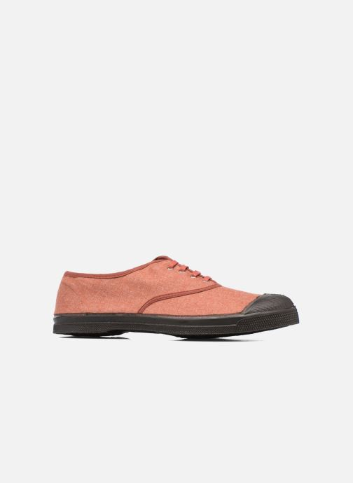 Trainers Bensimon Tennis Woolvintage Orange back view
