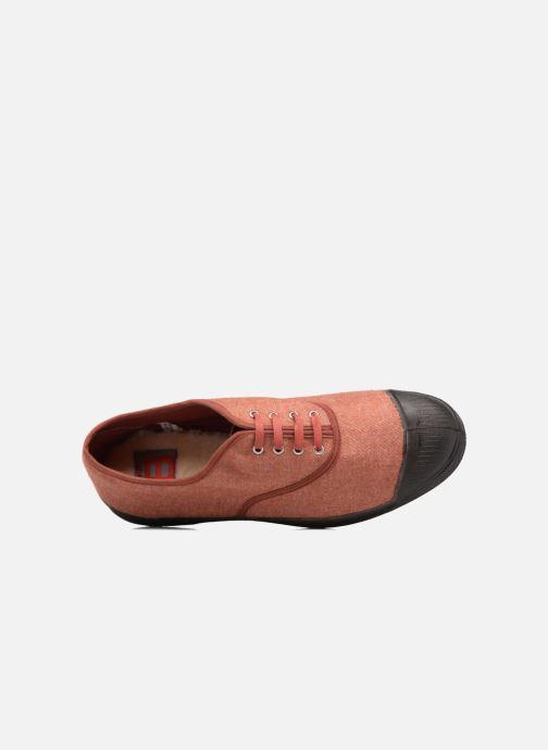 Sneakers Bensimon Tennis Woolvintage Oranje links