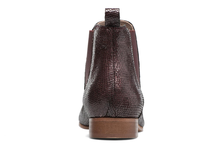Bensimon Prune Python Chelsea Boots Façon rBwRr6