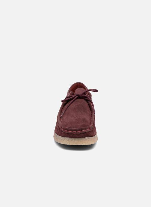 Snøresko Bensimon Derbys Casual Bordeaux se skoene på