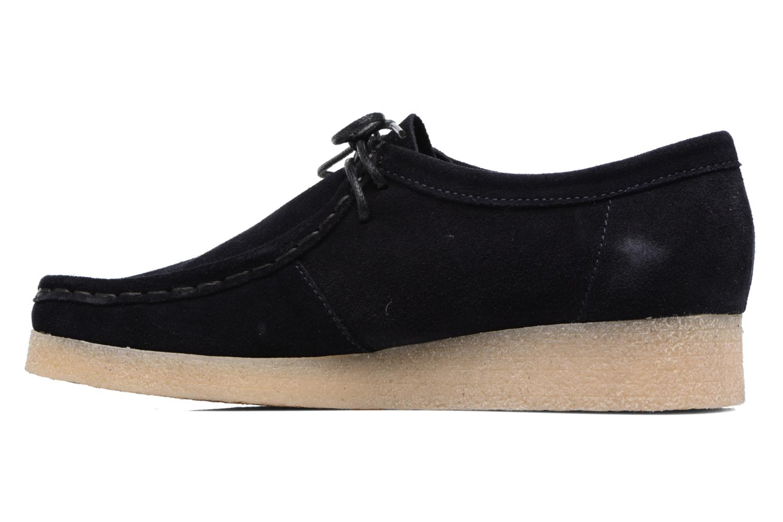 Lace-up shoes Bensimon Derbys Casual Black front view