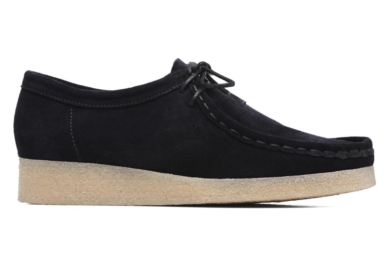 Lace-up shoes Bensimon Derbys Casual Black back view