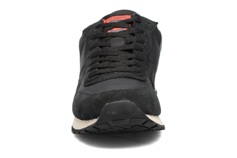 Baskets Bensimon Runnings H Gris vue portées chaussures