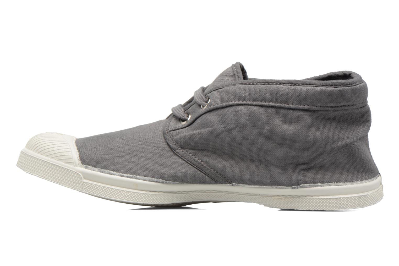 Sneakers Bensimon Newnils H Grigio immagine frontale