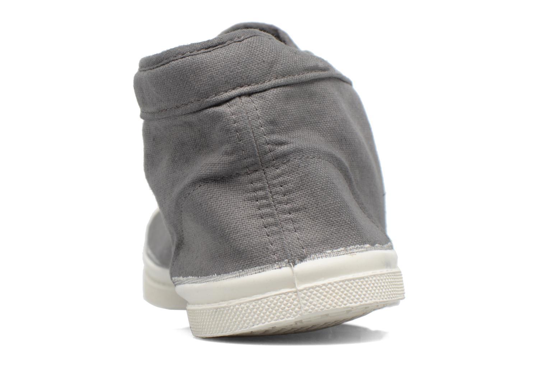 Sneakers Bensimon Newnils H Grigio immagine destra