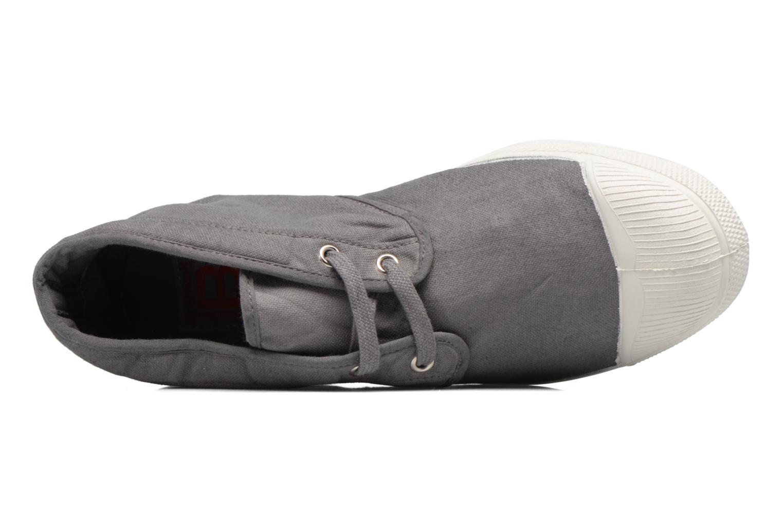 Sneakers Bensimon Newnils H Grigio immagine sinistra