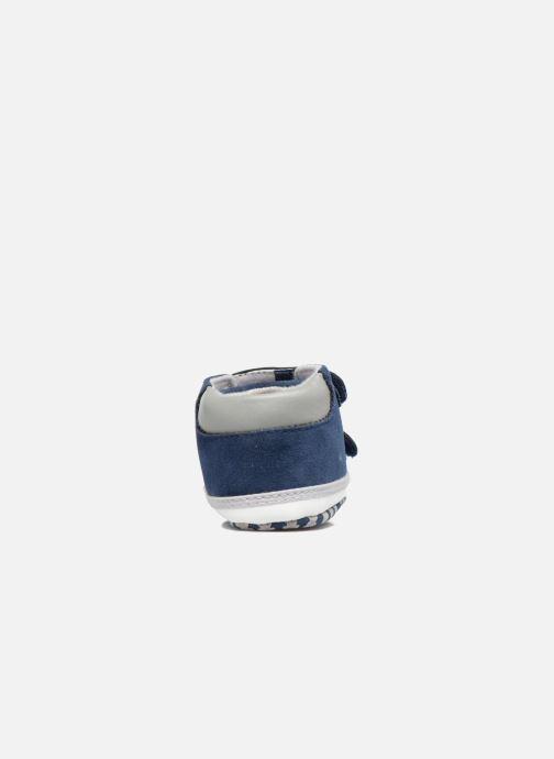 Baskets Canguro C57007A Bleu vue droite
