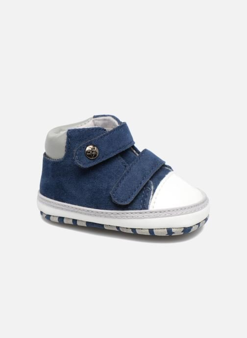 Sneakers Canguro C57007A Blauw detail