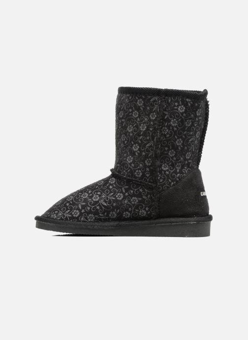 Stiefel Canguro C57415 schwarz ansicht von vorne