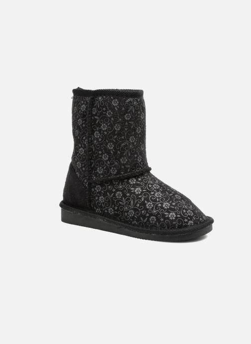 Stiefel Canguro C57415 schwarz detaillierte ansicht/modell