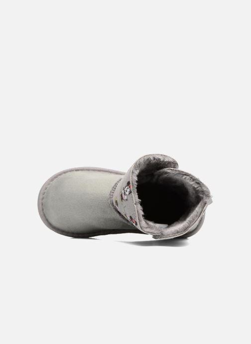 Stiefel Canguro C57923 grau ansicht von links