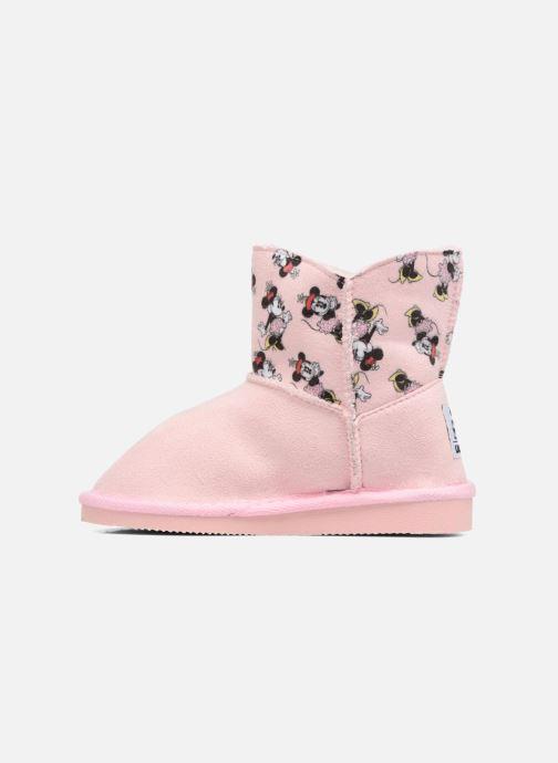 Støvler & gummistøvler Canguro C57923 Pink se forfra