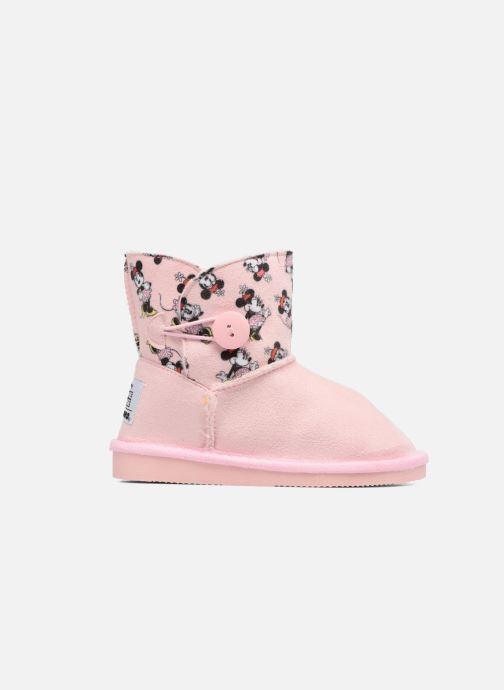 Støvler & gummistøvler Canguro C57923 Pink se bagfra