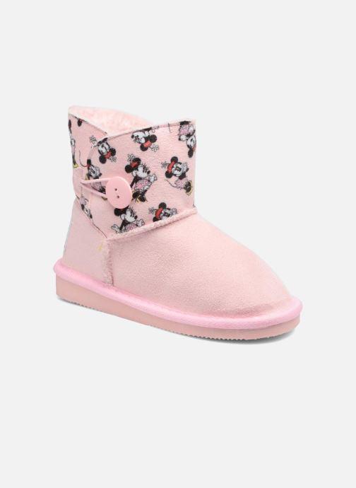 Støvler & gummistøvler Canguro C57923 Pink detaljeret billede af skoene
