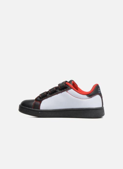 Sneaker Canguro C57914 schwarz ansicht von vorne