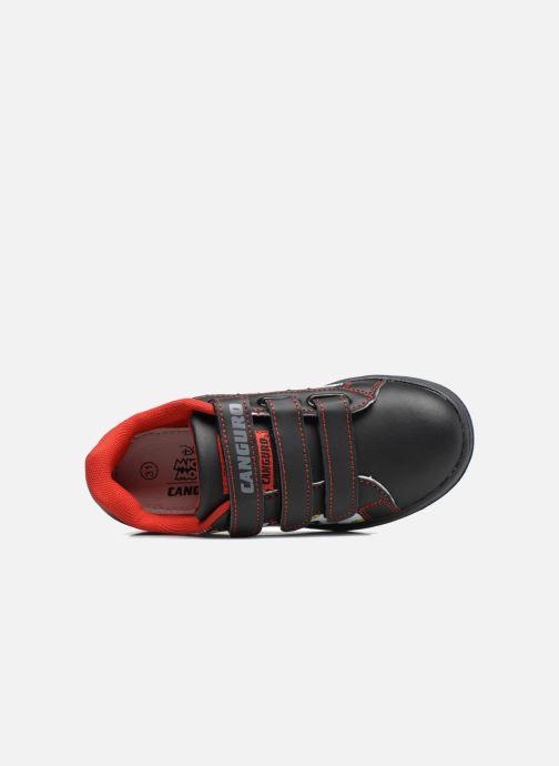 Sneaker Canguro C57914 schwarz ansicht von links