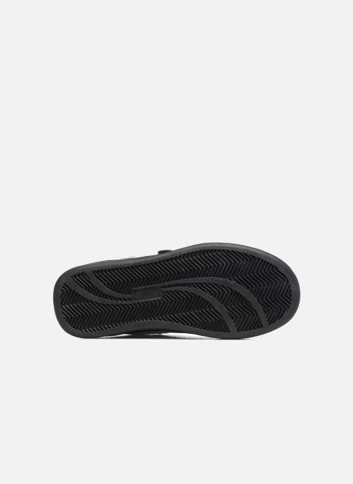 Sneaker Canguro C57914 schwarz ansicht von oben
