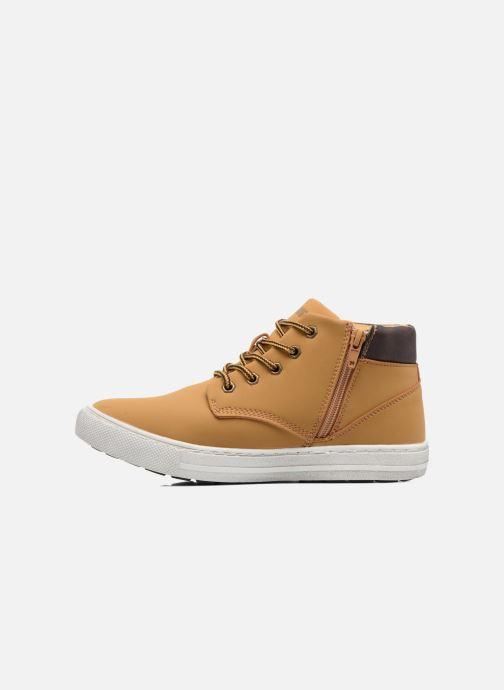 Sneakers Canguro C57404 Marrone immagine frontale