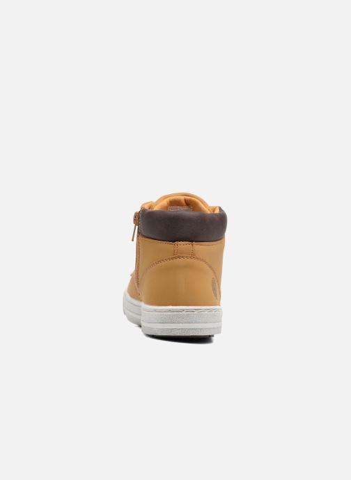 Sneakers Canguro C57404 Marrone immagine destra