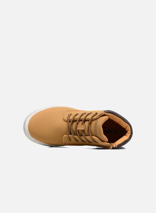 Sneakers Canguro C57404 Marrone immagine sinistra