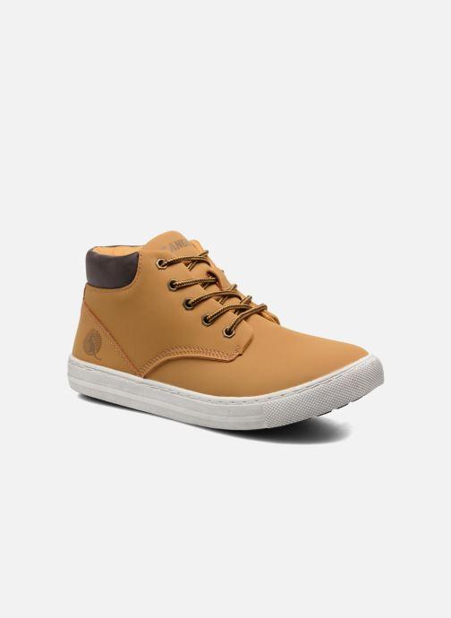 Sneakers Canguro C57404 Bruin detail