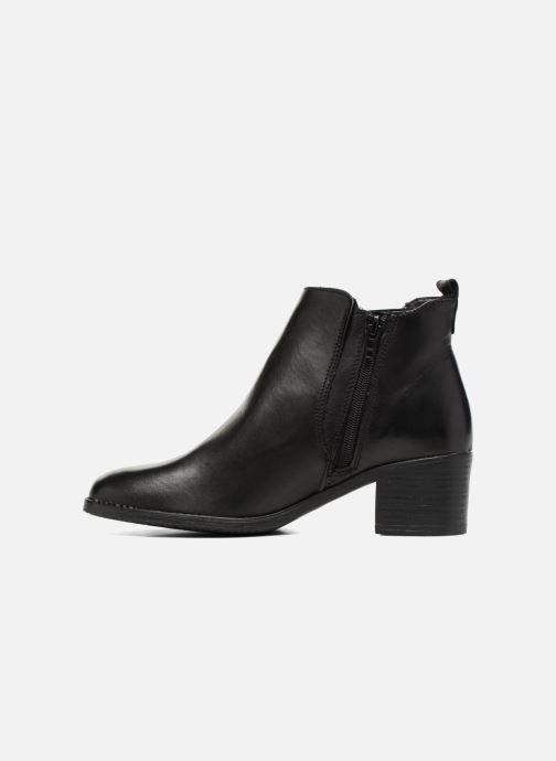 Boots en enkellaarsjes Tamaris Circé Zwart voorkant