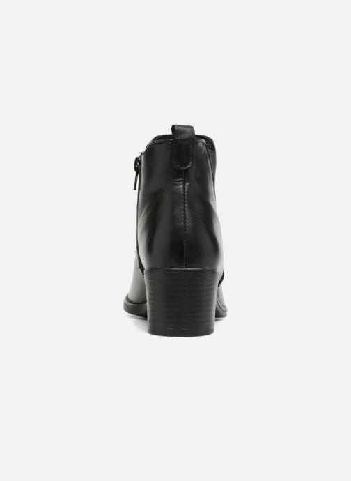 Boots en enkellaarsjes Tamaris Circé Zwart rechts