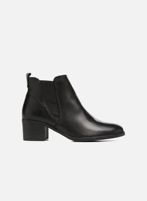 Boots en enkellaarsjes Tamaris Circé Zwart achterkant