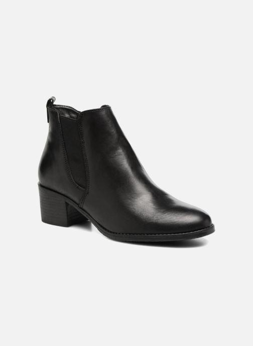 Boots en enkellaarsjes Tamaris Circé Zwart detail