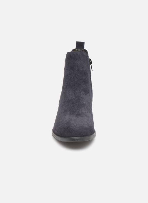 Bottines et boots Tamaris Circé Bleu vue portées chaussures
