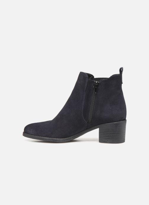Bottines et boots Tamaris Circé Bleu vue face