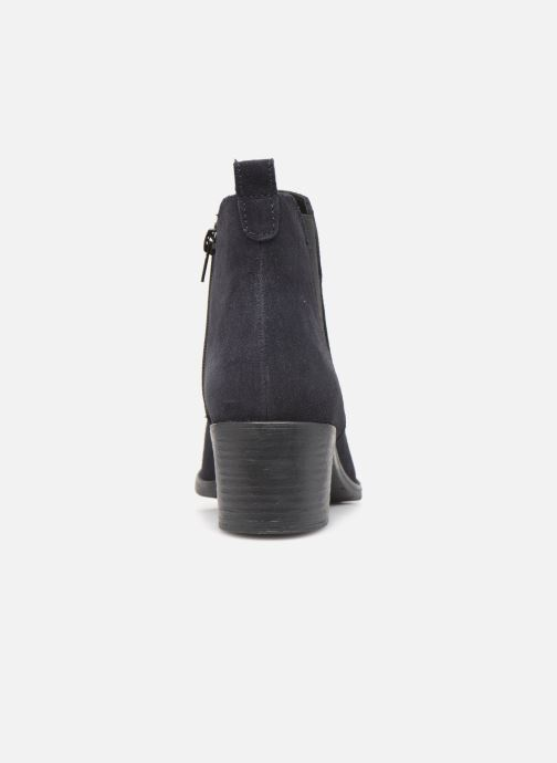 Bottines et boots Tamaris Circé Bleu vue droite