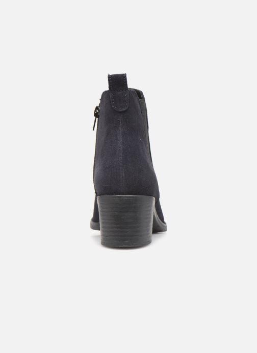 Stiefeletten & Boots Tamaris Circé blau ansicht von rechts
