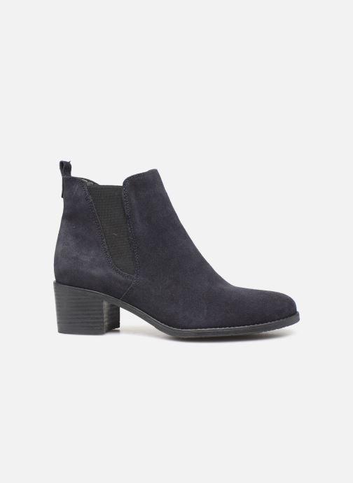 Ankle boots Tamaris Circé Blue back view