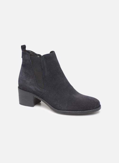 Ankle boots Tamaris Circé Blue detailed view/ Pair view