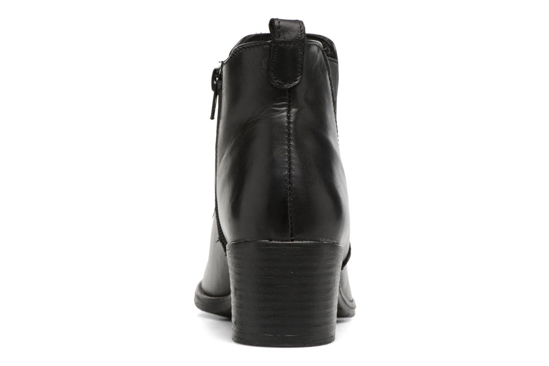 Bottines et boots Tamaris Circé Noir vue droite