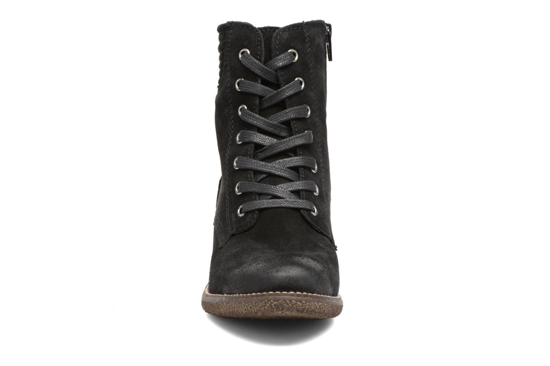 Bottines et boots Tamaris Erressea Noir vue portées chaussures