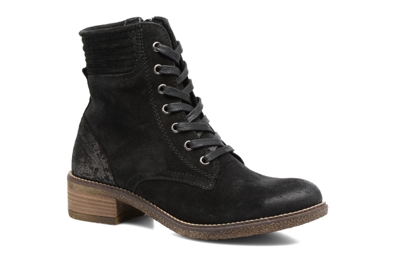 Bottines et boots Tamaris Erressea Noir vue détail/paire