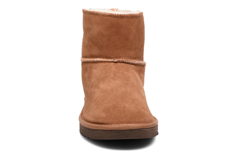 Bottines et boots Tamaris Valani Marron vue portées chaussures