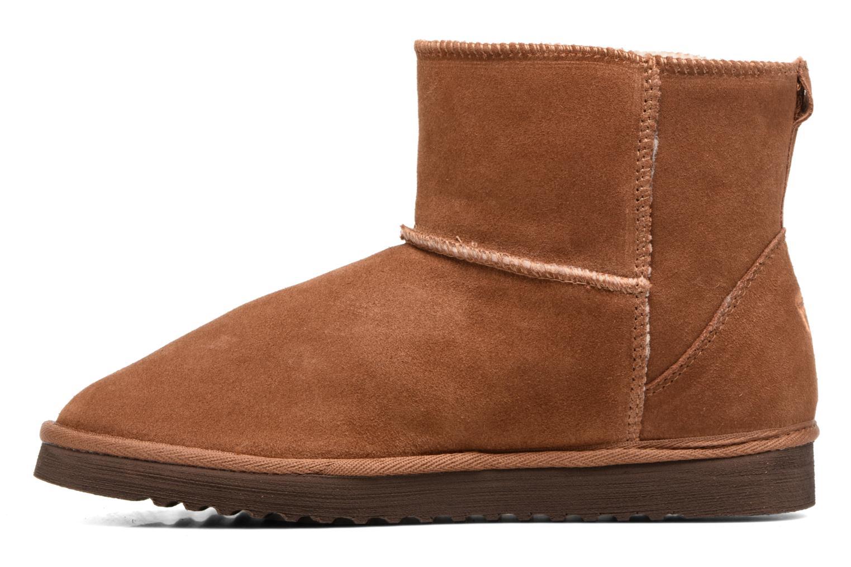 Bottines et boots Tamaris Valani Marron vue face