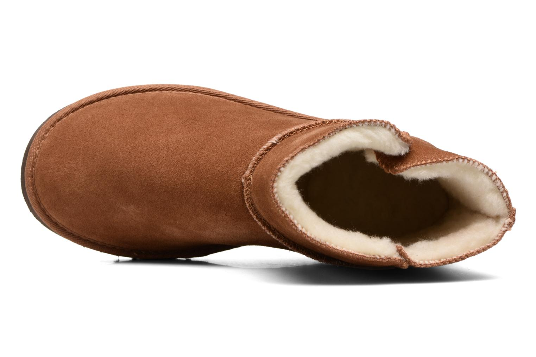 Bottines et boots Tamaris Valani Marron vue gauche