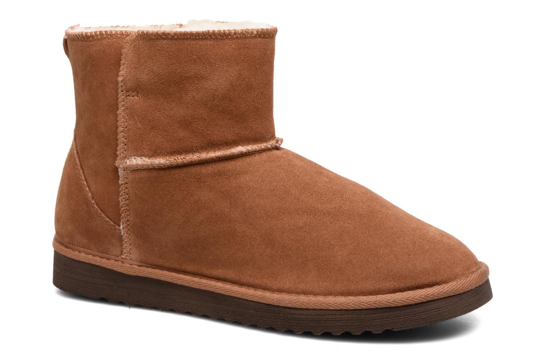 Bottines et boots Tamaris Valani Marron vue détail/paire