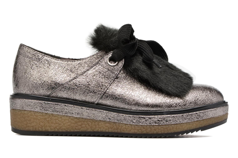 Chaussures à lacets Tamaris Melania Argent vue derrière