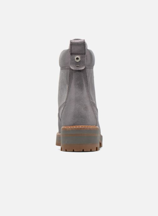 Timberland Courmayeur Valley Yellow Boot (Argent) Bottines