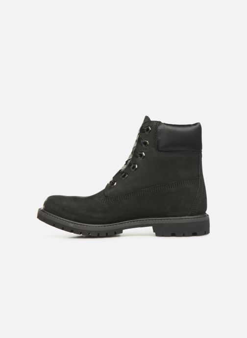Bottines et boots Timberland 6in Premium WP Boot L/F- W Noir vue face
