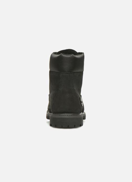 Bottines et boots Timberland 6in Premium WP Boot L/F- W Noir vue droite